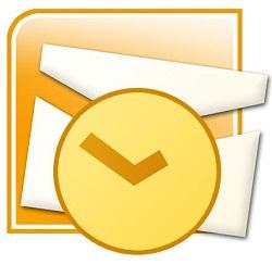 Outlook не удаляются письма