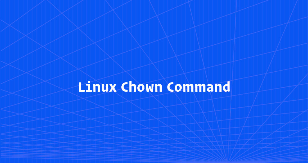 chown linux