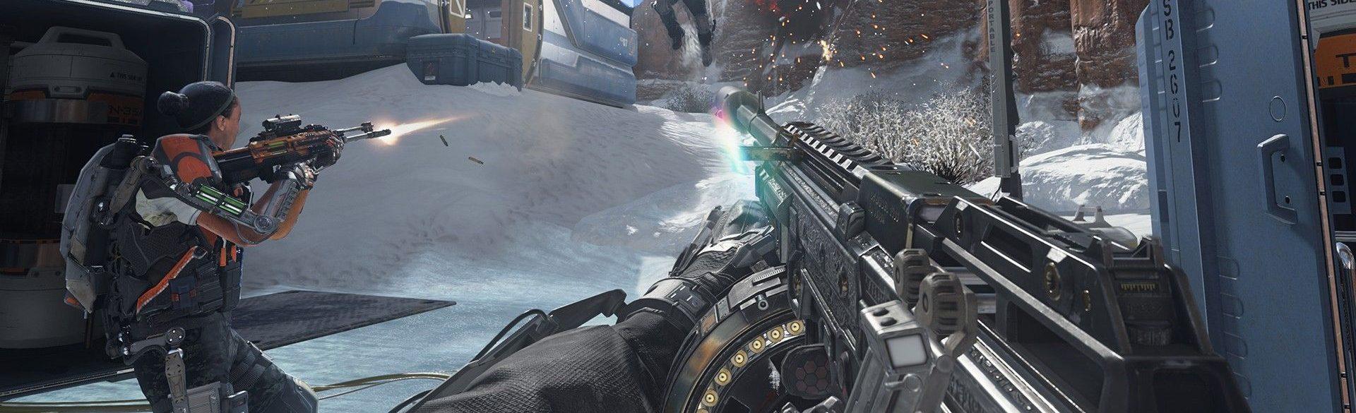 Советы по прохождению Call of Duty Advanced Warfare — Основные миссии # 018